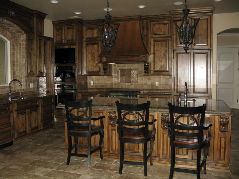 Kitchen Island With 4 Bar Stools