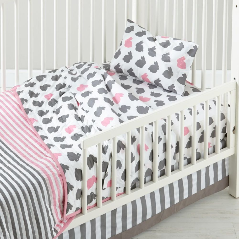 Land Of Nod Toddler Bedding