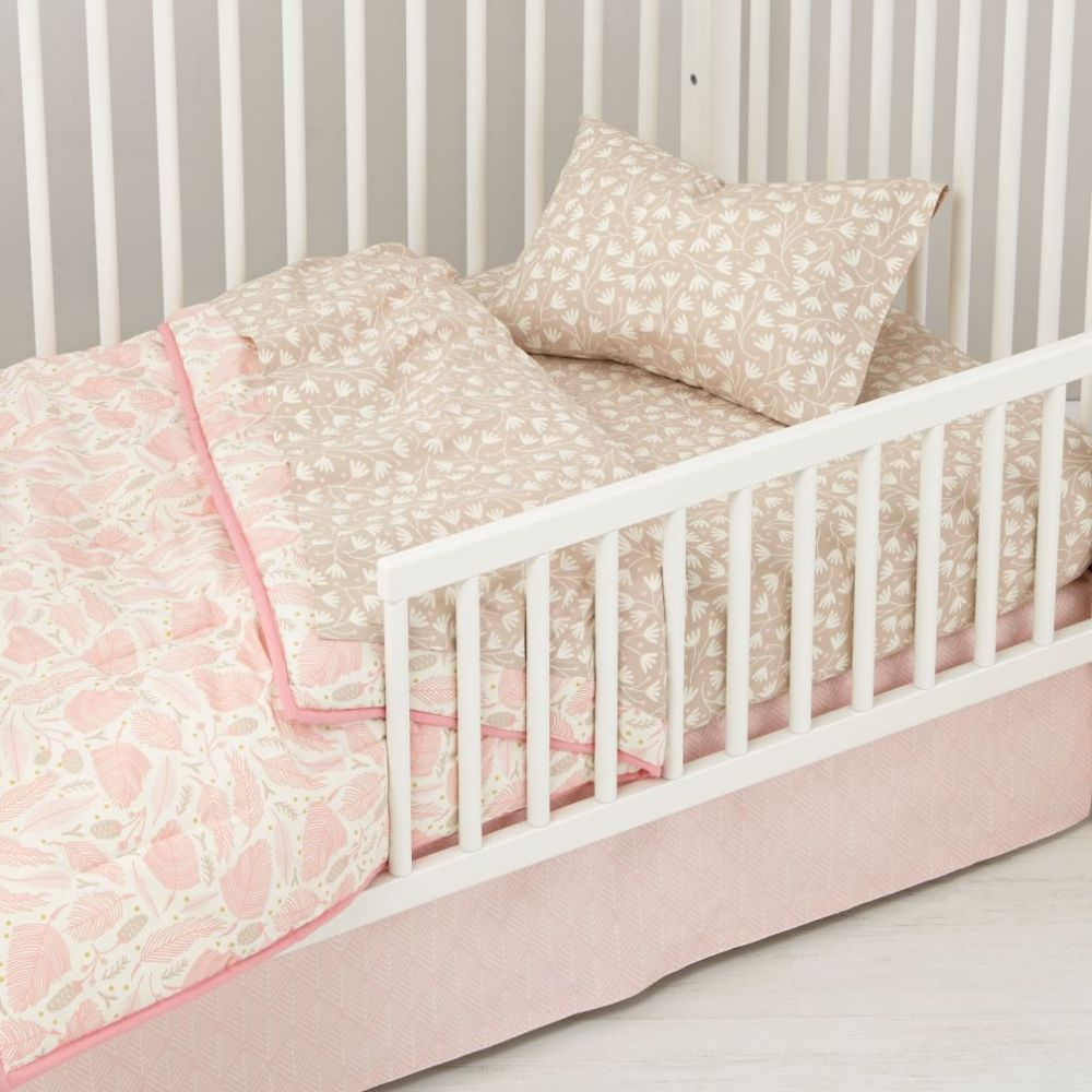 Land Of Nod Uptown Toddler Bed
