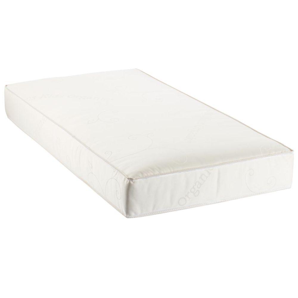 Land Of Nod White Toddler Bed