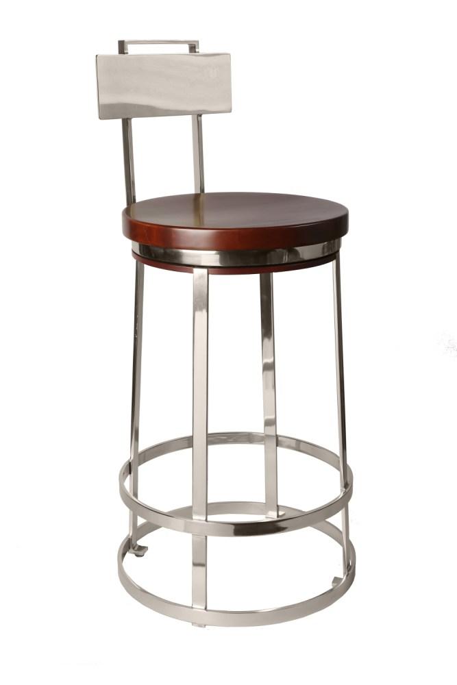 Landon Adjustable Swivel Bar Stools