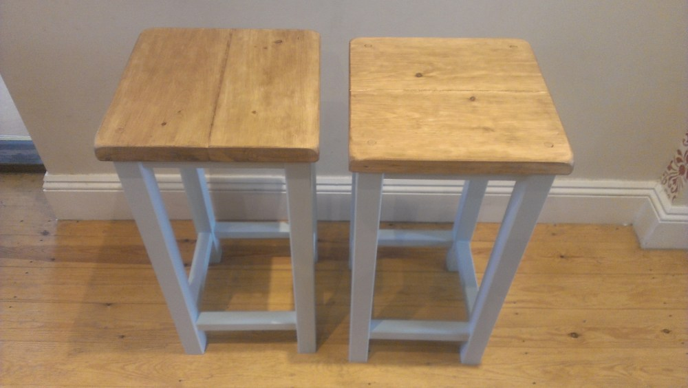 Laura Ashley Bar Stools