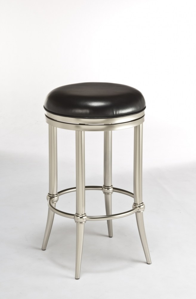 Leather Bar Stools Set Of 3