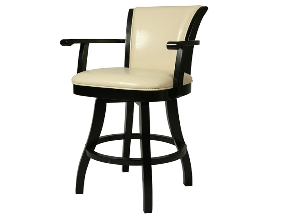 Leather Bar Stools With Arms