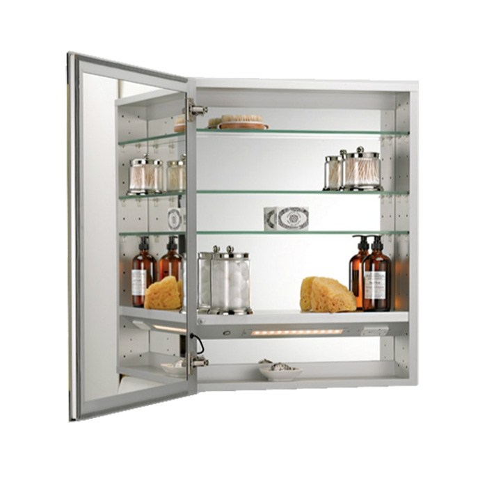 Led Recessed Medicine Cabinet