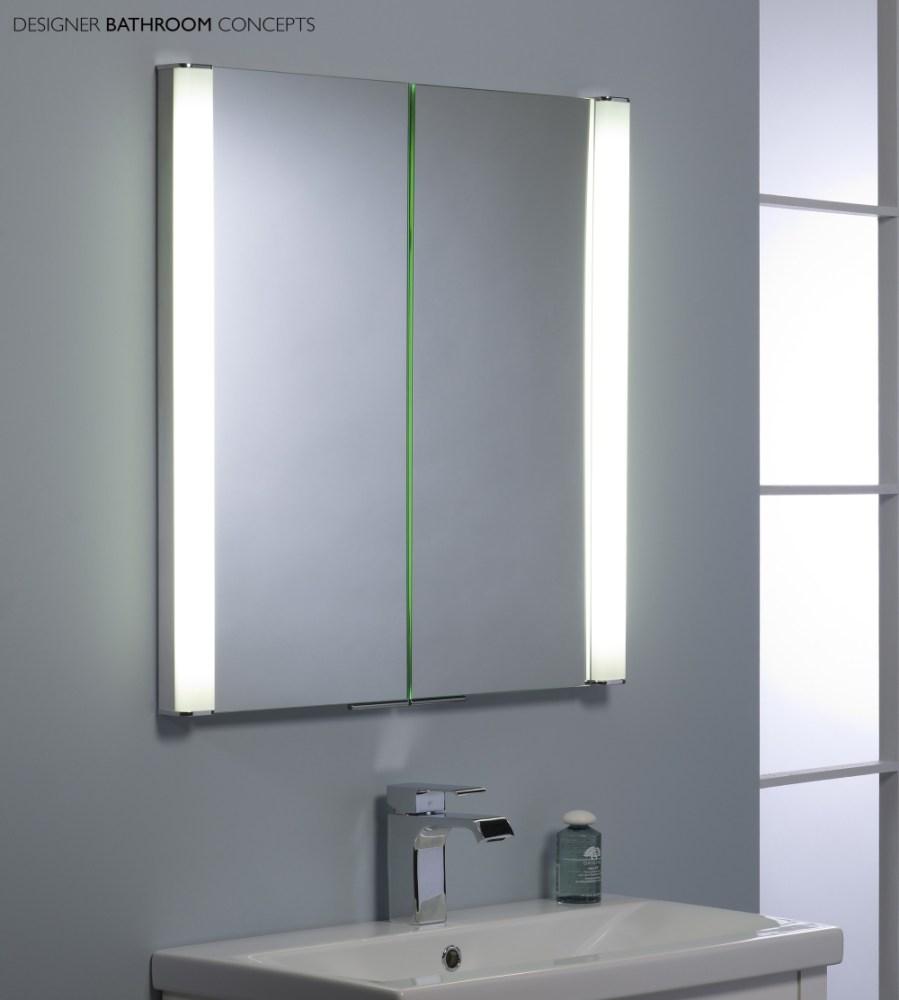 Lighted Bathroom Medicine Cabinets