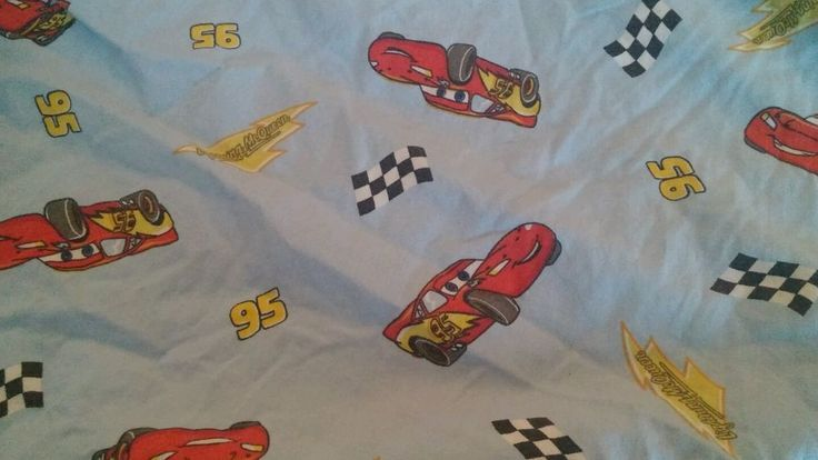 Lightning Mcqueen Toddler Bed Sheets