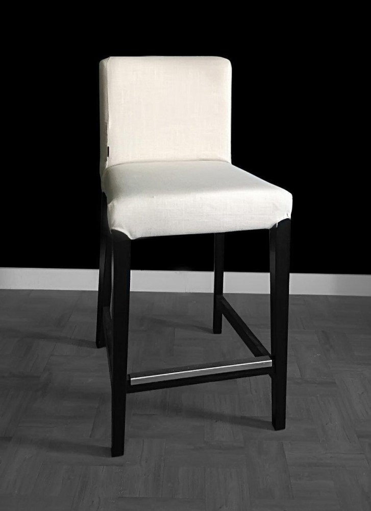 Linen Bar Stool Covers