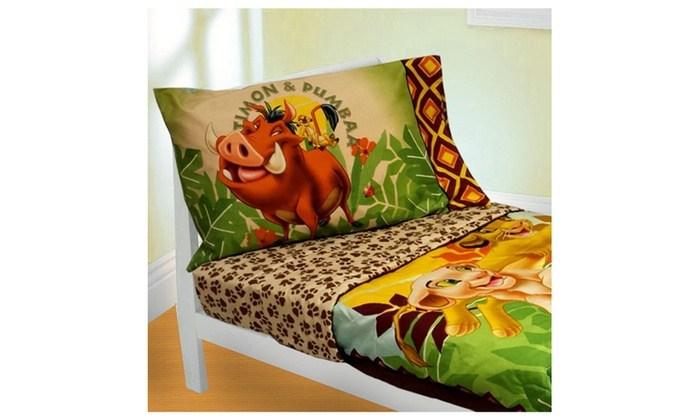 Lion King Toddler Bedding
