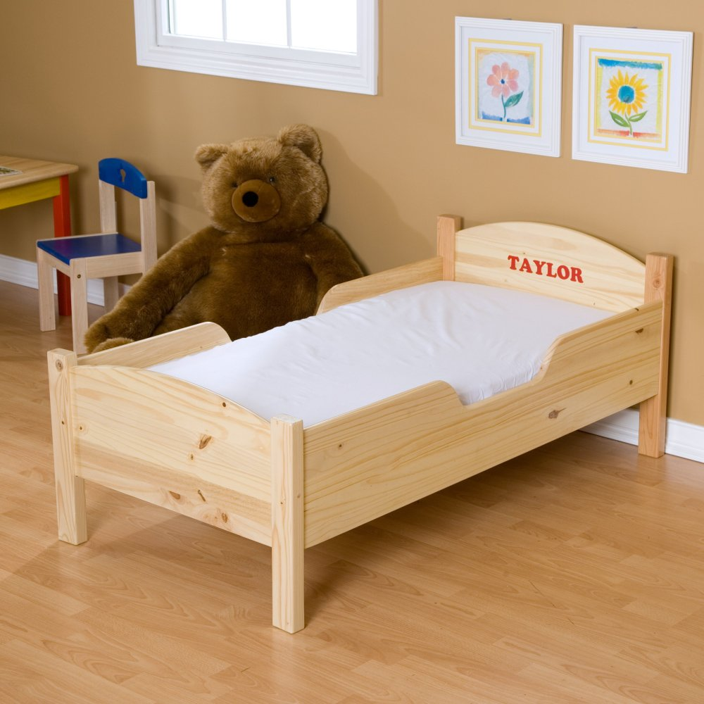 Little Colorado Toddler Bed
