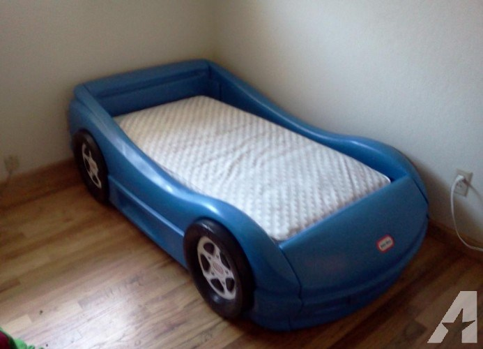 Little Tikes Car Toddler Bed For Sale