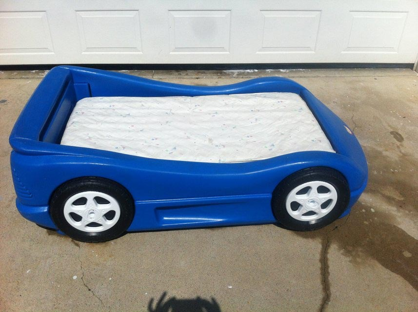 Little Tikes Car Toddler Bed