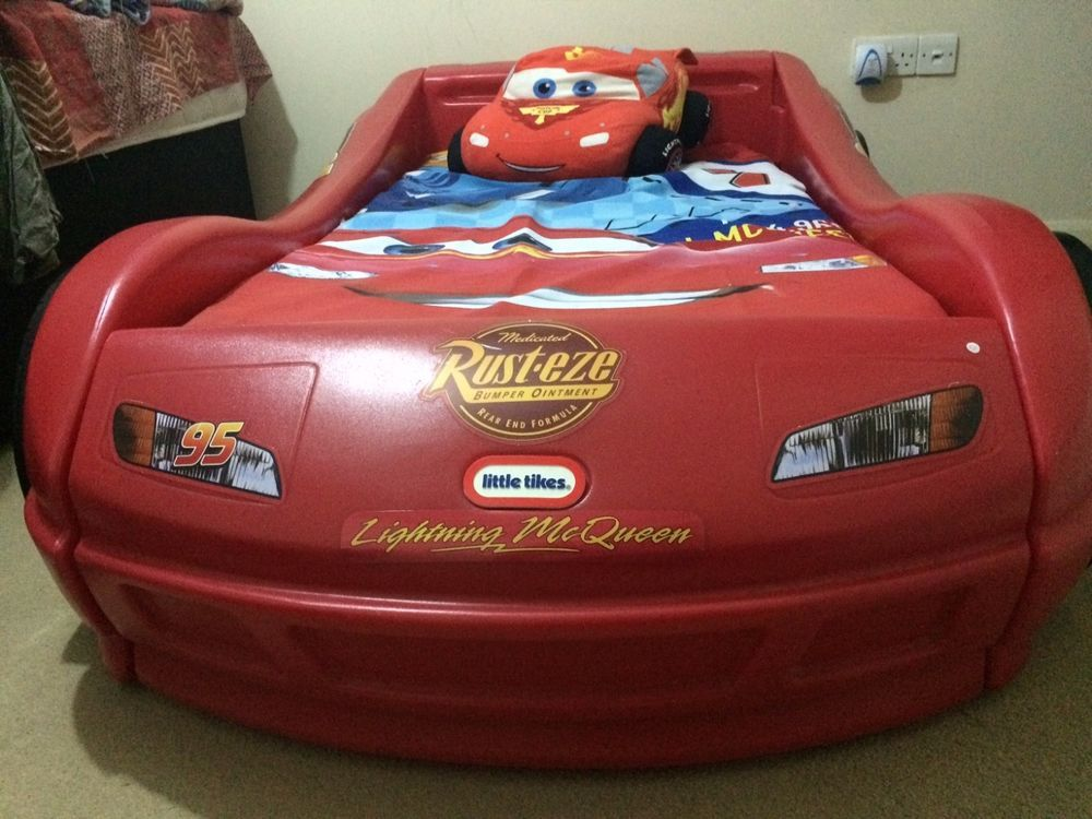 Little Tikes Cars Roadster Toddler Bed