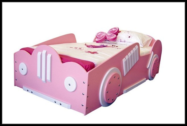 Little Tikes Girl Toddler Bed