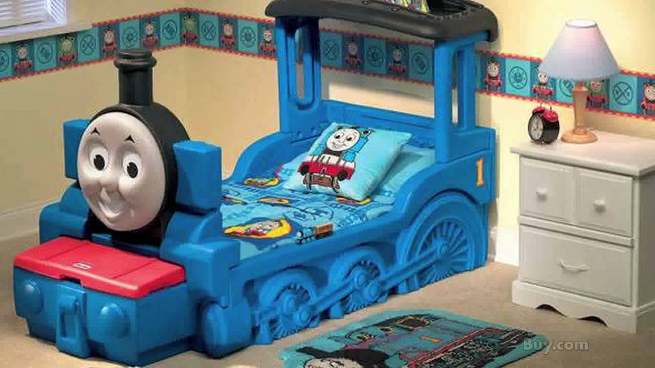 Little Tikes Thomas & Friends Train Toddler Bed Canada