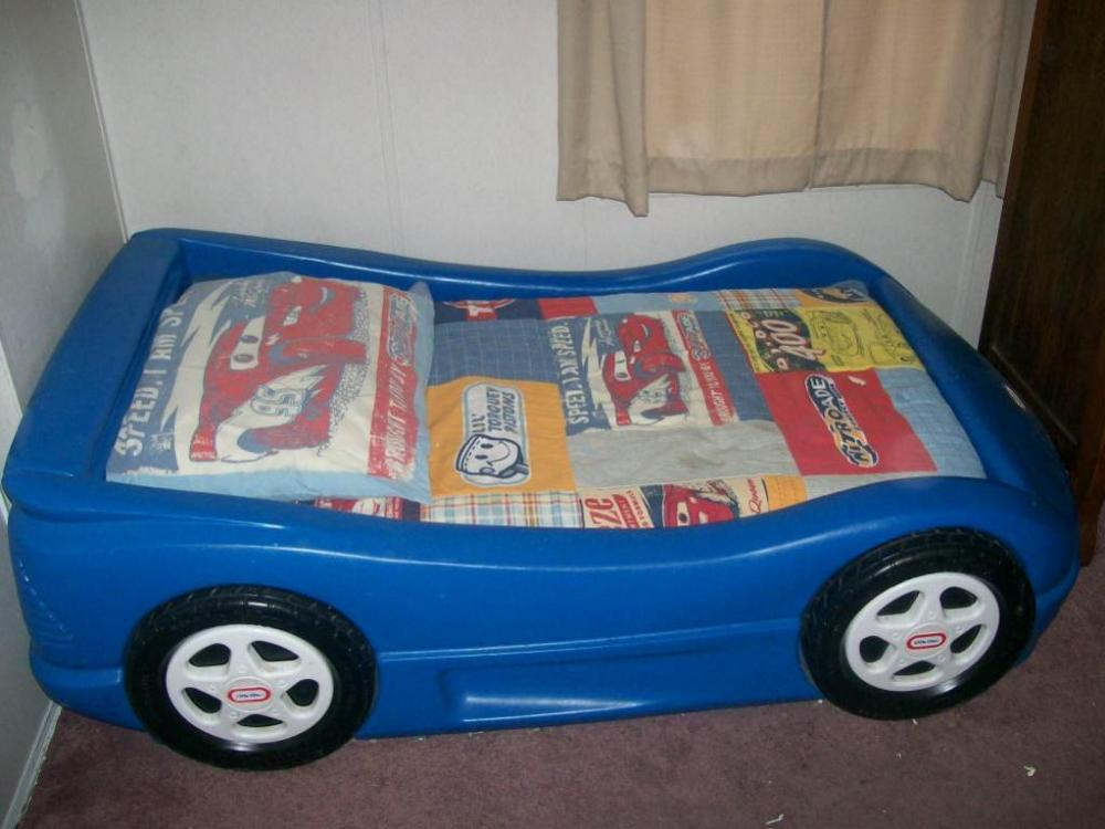 Little Tikes Toddler Bed Car