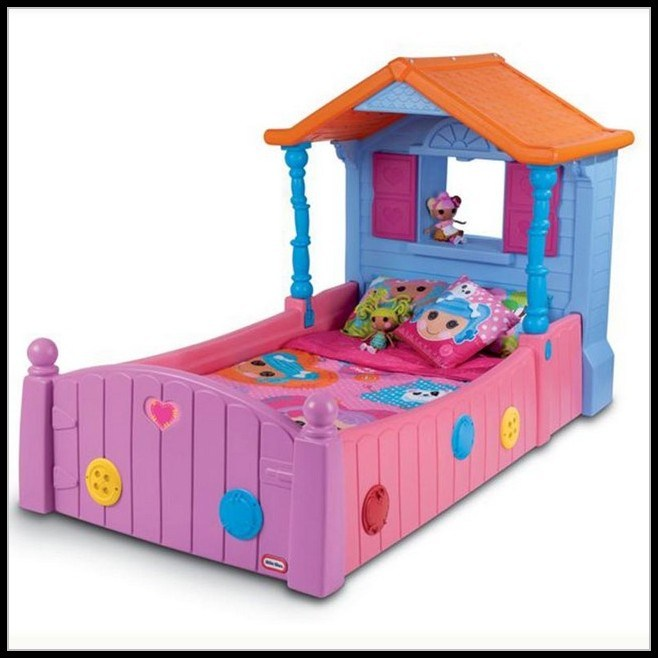 Little Tikes Toddler Bed Cottage