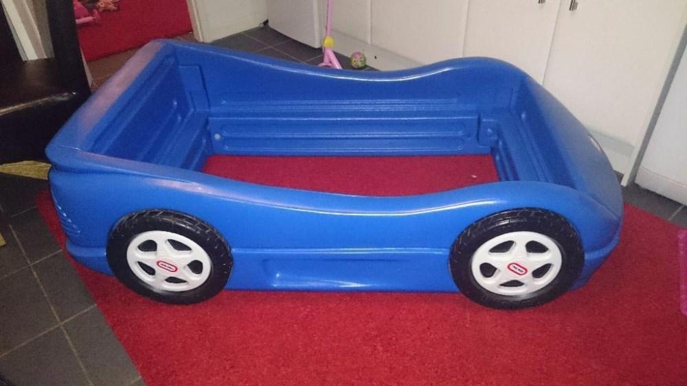 Little Tikes Toddler Car Bed Mattress Size