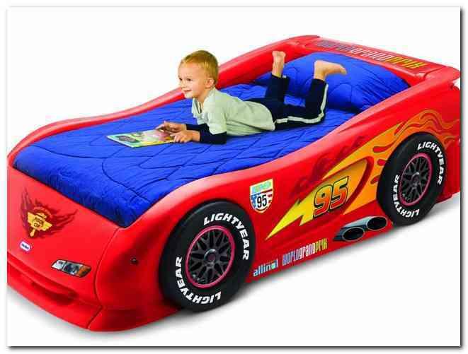Little Tikes Toddler Car Bed Measurements