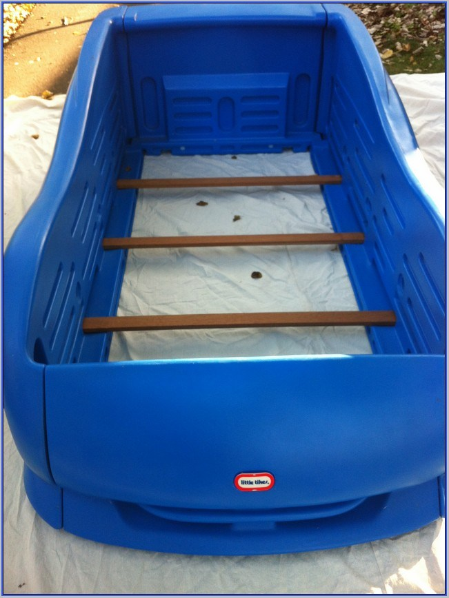 Little Tikes Toddler Car Bed Replacement Parts