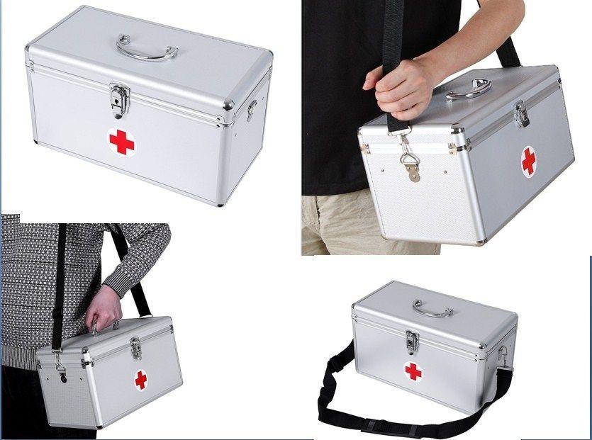Lockable Medicine Storage Cabinet