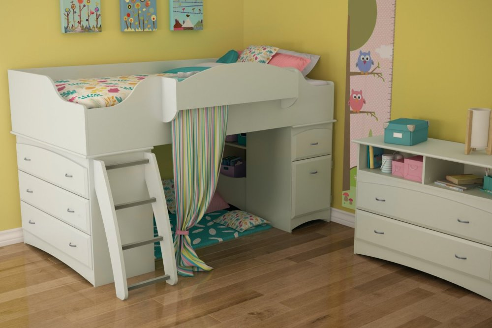 Loft Bed For Kid