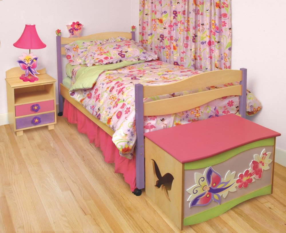 Loft Bed For Toddler Girl