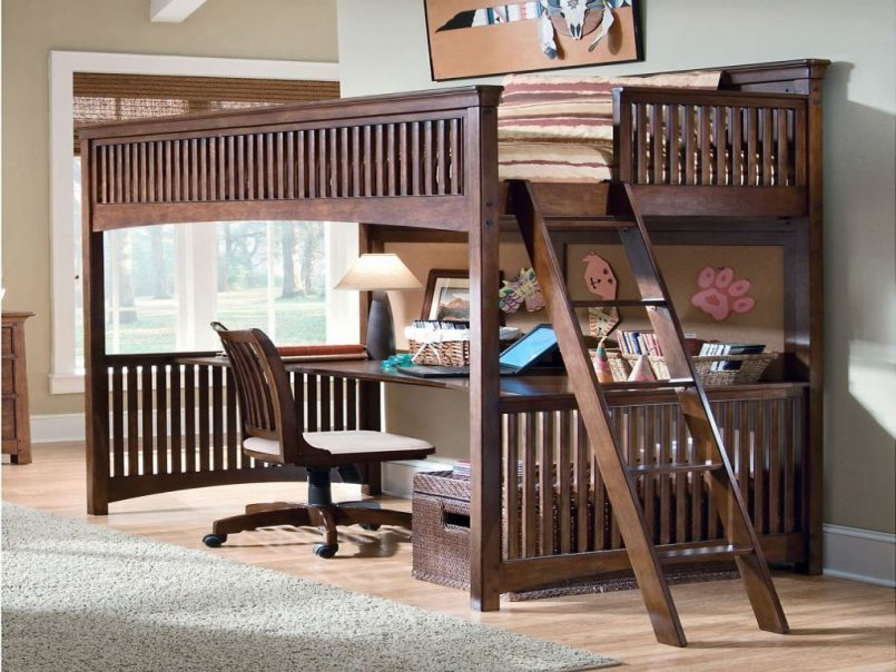 Loft Bunk Beds For Toddlers