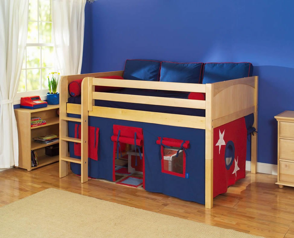 Loft Toddler Bed