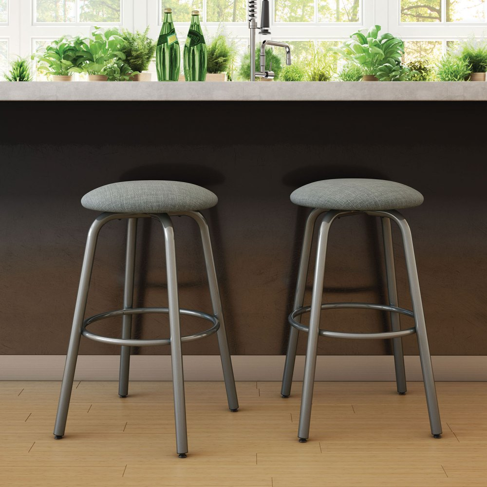 Log Bar Stools Canada