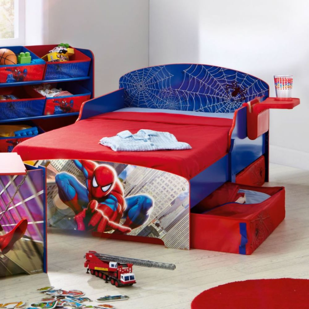 Low Toddler Bed Frame