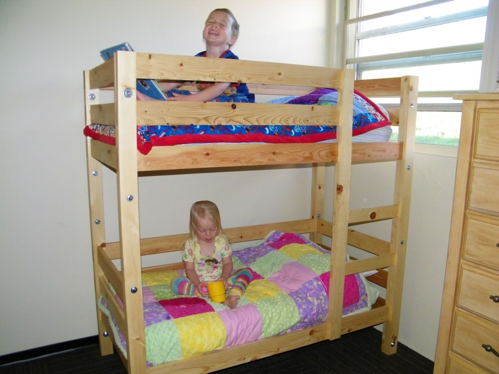 Low Toddler Bunk Beds