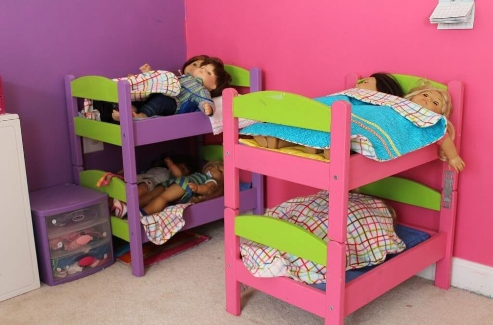 Low Twin Bed For Toddler