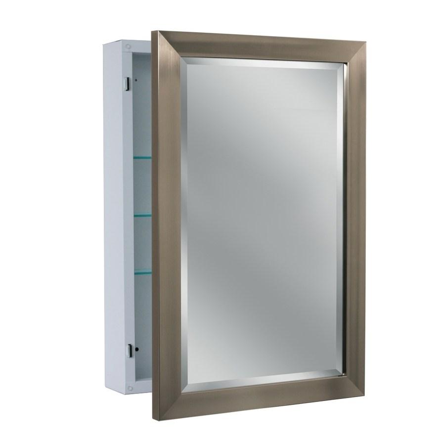 Lowes Medicine Cabinets Recessed