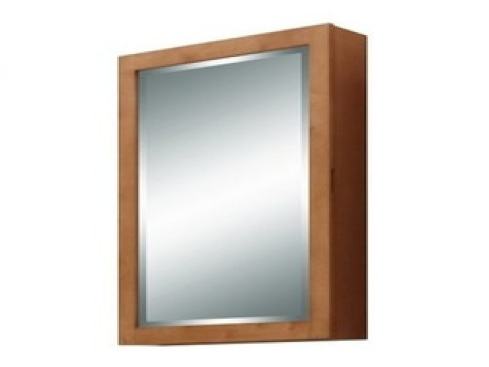 Maple Medicine Cabinets With Mirrors