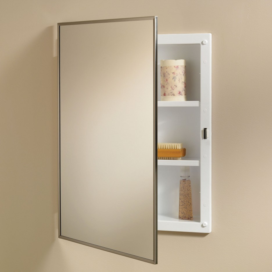 Medicine Cabinet Door Ideas