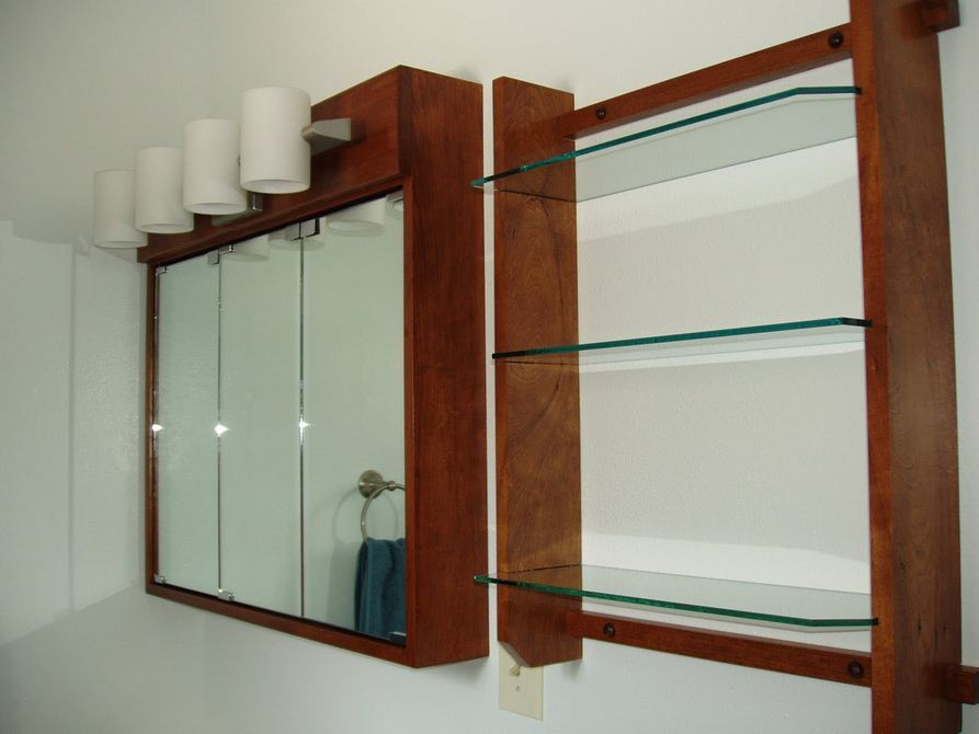 Medicine Cabinet Glass Shelves Replacements