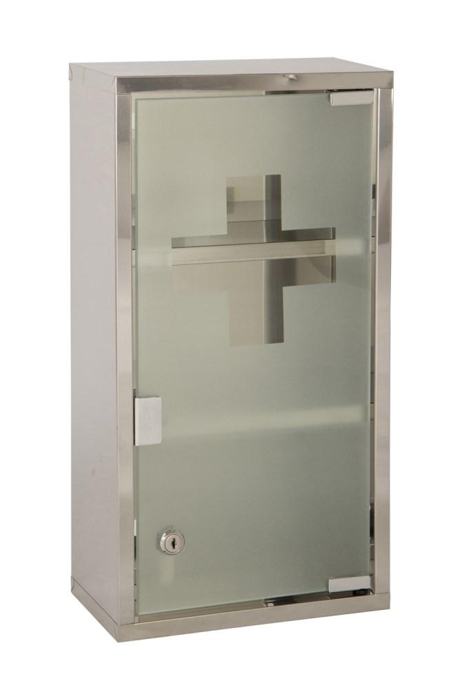 Medicine Cabinet Lockable