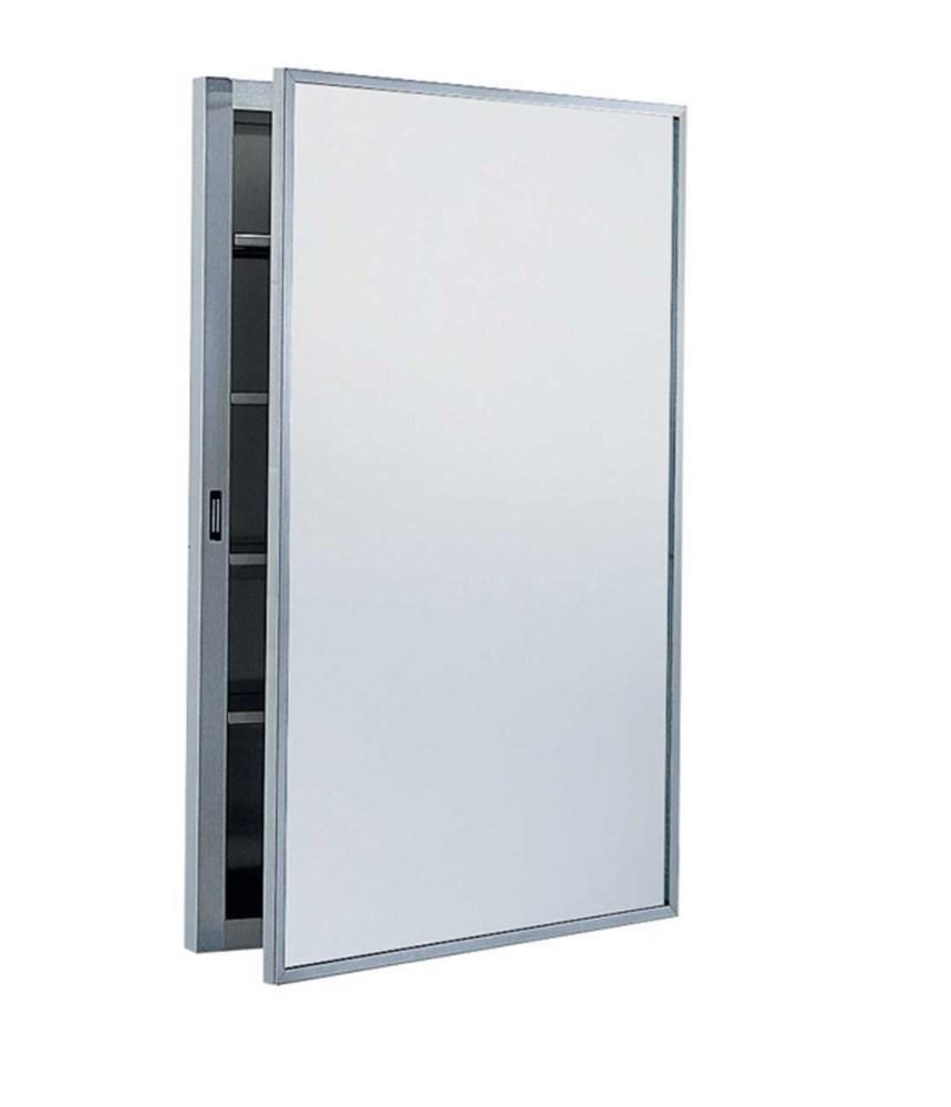 Medicine Cabinet Mirror Recessed