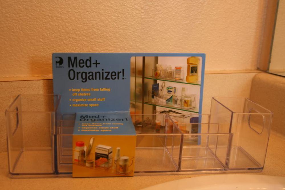Medicine Cabinet Organizer Target