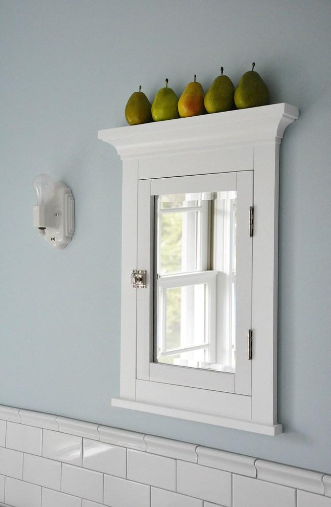 Medicine Cabinet With Mirror Recessed