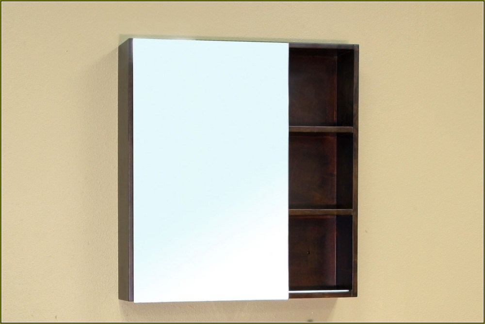 Medicine Cabinet Without Mirror