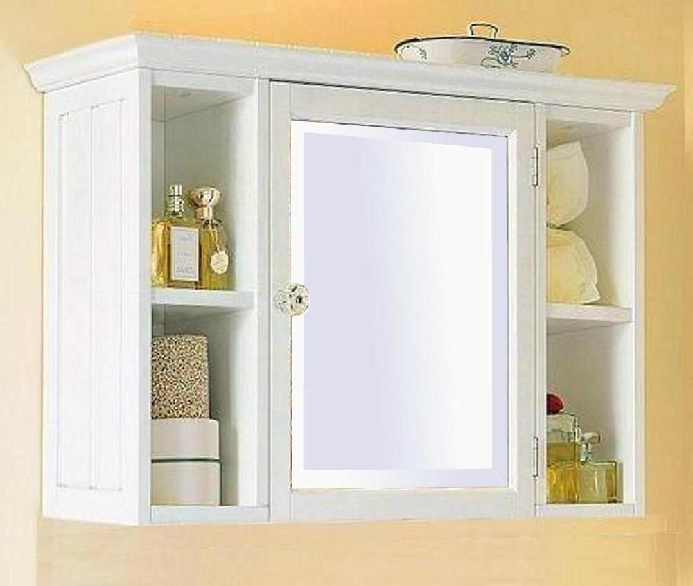 Medicine Cabinet Without Mirrors