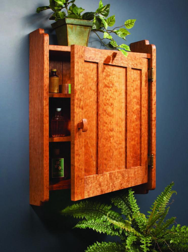 Medicine Cabinet Woodworking