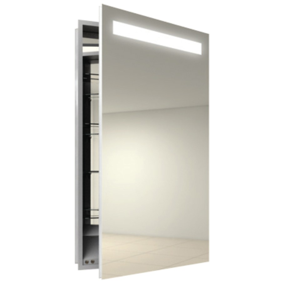Medicine Cabinets Recessed Without Mirror