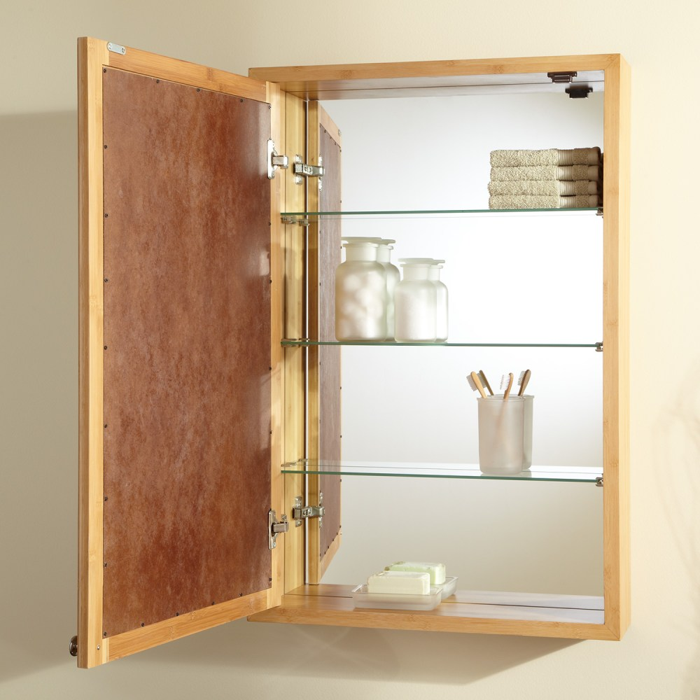 Medicine Cabinets With Lights And Outlet