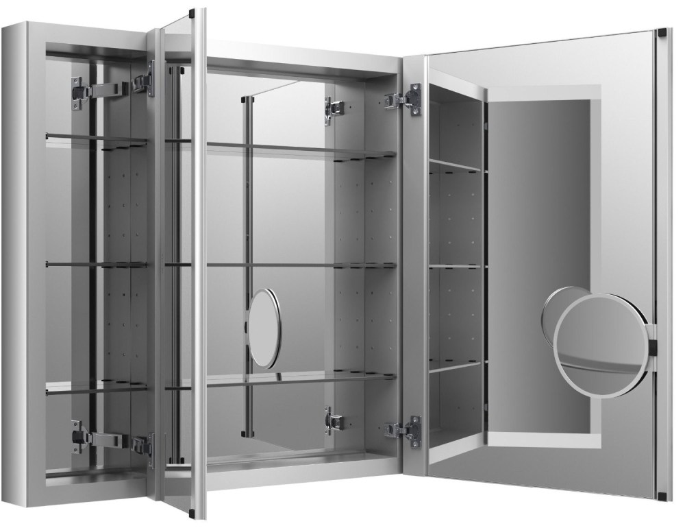Medicine Cabinets With Outlets