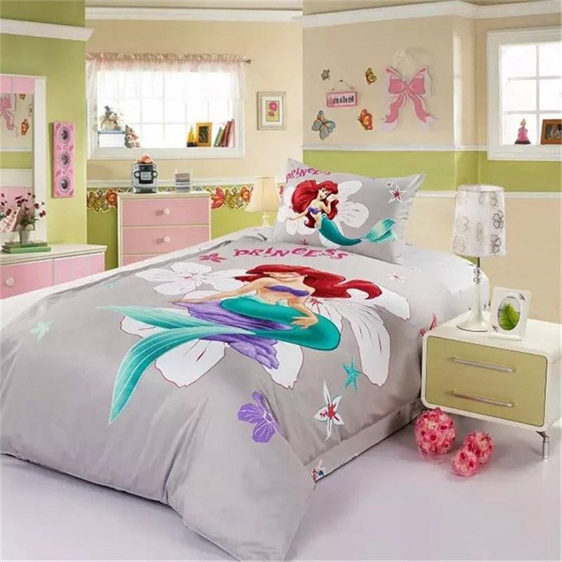 Mermaid Toddler Bedding