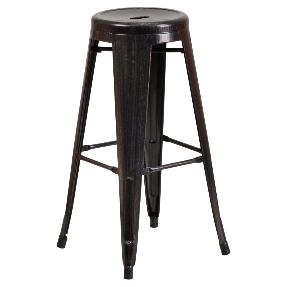 Metal Bar Stool Walmart