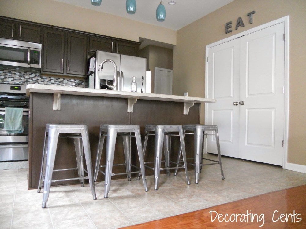 Metal Bar Stools With Back Target